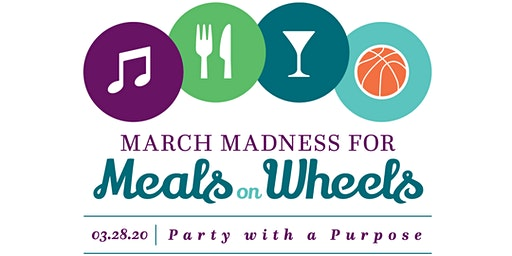 March Madness for Meals on Wheels 2020