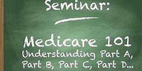 Free Medicare Educational Seminar tickets