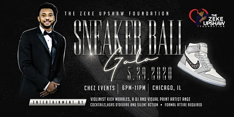 The Zeke Upshaw Foundation Sneaker Ball tickets