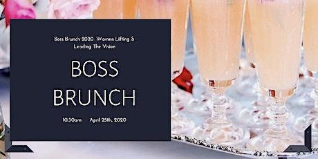 Boss Brunch 2020: Women Lifting The Vision tickets