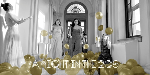 A night in the 20's Fashion Show