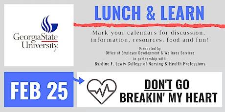 Georgia State University Retiree Lunch & Learn tickets