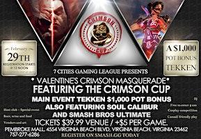 $1,000 Pot Prize Tekken 7 Tournament, Smash, Soul Calibur
