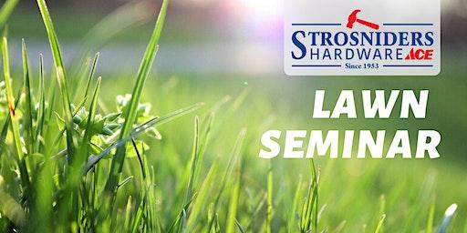 Lawn Seminar