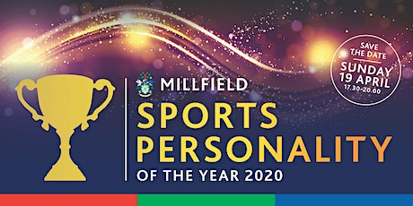 Millfield Sports Personality of the Year tickets