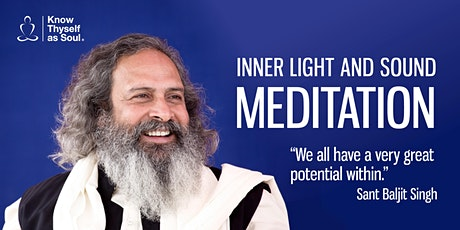 Inner Light and Sound Meditation - Free Program tickets