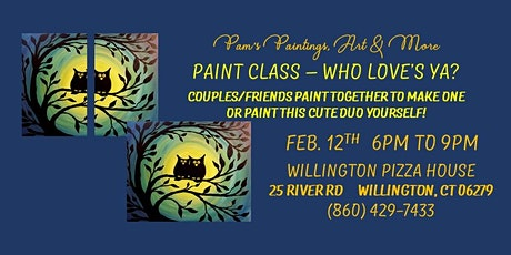 Paint Party - Who Love's Ya? tickets