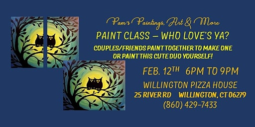 Paint Party - Who Love's Ya?