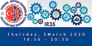 TBCCI IR35 Seminar