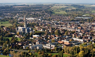Managing the City - A briefing for Salisbury Centre Businesses