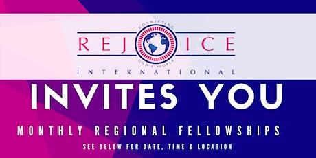 RI Regional Fellowship, Mon March 9, 6:30 PM tickets
