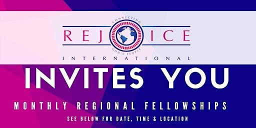 RI Regional Fellowship, Mon March 9, 6:30 PM