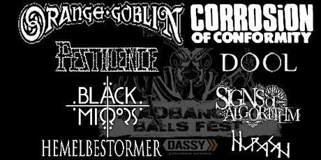 Headbanger's  Balls Fest 2020 tickets