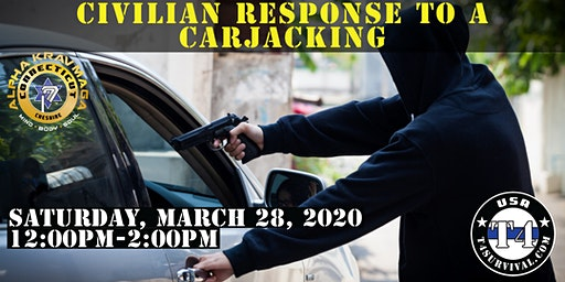 T4 Survival's Civilian Response to a Carjacking