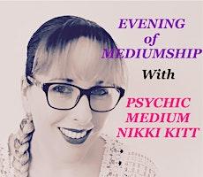 Evening of Mediumship with Nikki Kitt - Wimborne