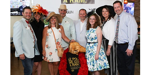 The 2nd Annual We Give A RAM Fundraiser, Kentucky Derby Style