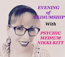 Evening of Mediumship with Nikki Kitt - Okehampton