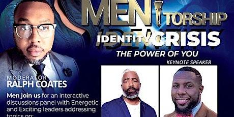 Mentorship Academy 2020 Presents MEN-torship (Empowerment) tickets