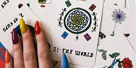 Weaving Witch Tarot Workshop tickets