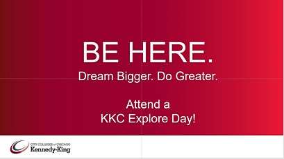 Kennedy-King College Virtual Explore Days tickets