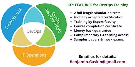 DevOps Certification Training Course in Stockton, CA tickets