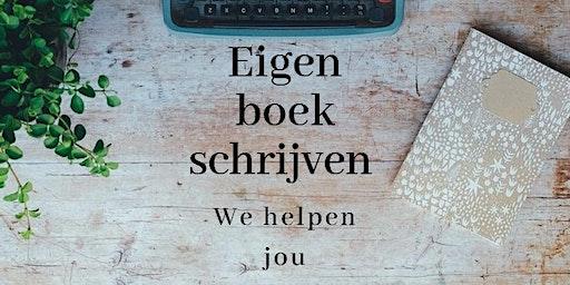 Eigen boek schrijfcursus