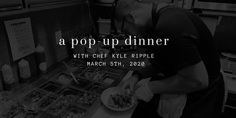 Pop Up Dinner at Perk - 2nd Seating tickets
