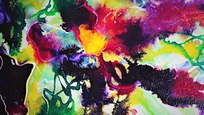 Acrylic Mix Art Workshop: Floral Abstract tickets