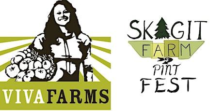 Skagit Farm to Pint FEST 2020, Craft Beer & Bounty Festival tickets
