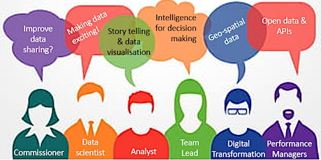 Conversations about data and Intelligence in Devon's health & social care tickets