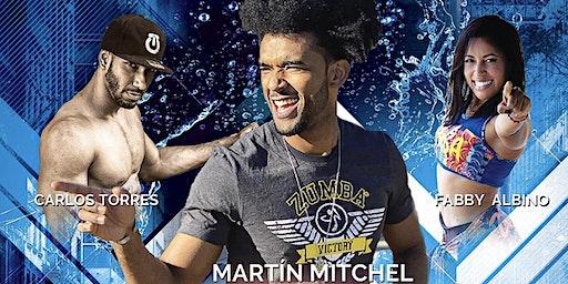 Martin Mitchel Zumba MC