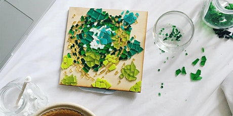 Stained Glass Mosaics with Dany Green tickets