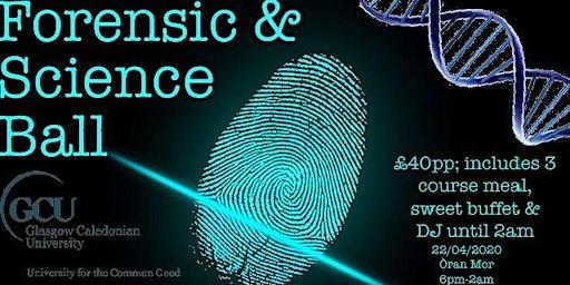GCU Forensic & Science Ball 2020