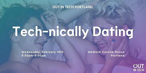 Out in Tech PDX | Tech-nically Dating