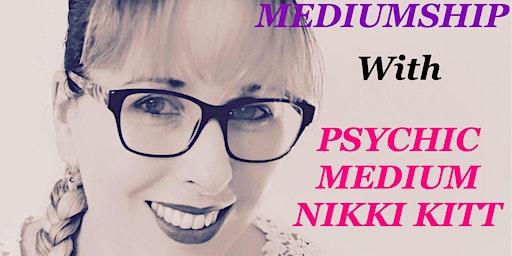 Evening of Mediumship with Nikki Kitt - Cullompton