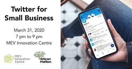 Twitter for Small Business: Connect, Build and Grow! tickets