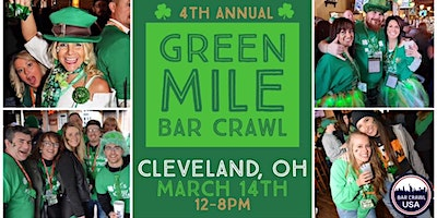 4th Annual Green Mile Crawl: Cleveland