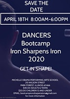 Boot Camp Iron Sharpens Iron 2020