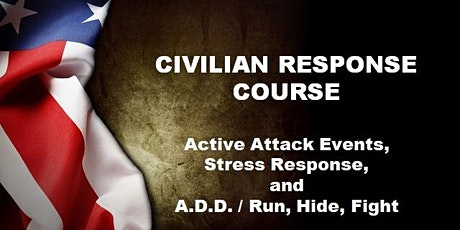 FREE: Bellville Civilian Response to an Active Shooter/Attack Events (CRASE) tickets