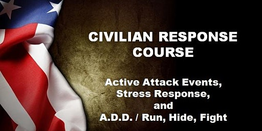 FREE: Bellville Civilian Response to an Active Shooter/Attack Events (CRASE)