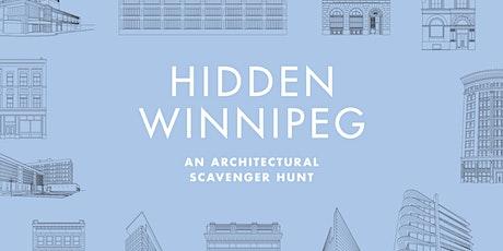 Hidden Winnipeg tickets