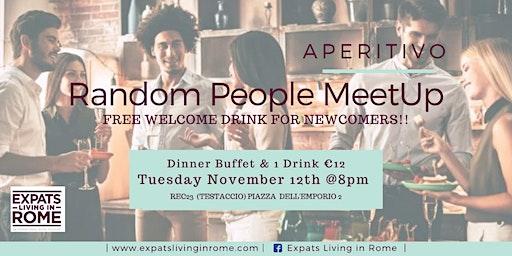 Random People Meetup in Rome
