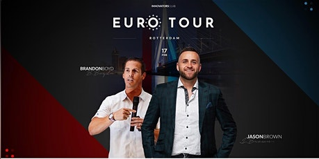 Euro Tour with Jason Brown and Brandon Boyd- ROTTERDAM 17 Feb tickets