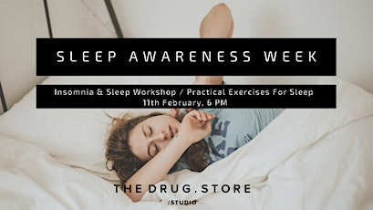 Sleep well workshop with Yoga, Breath-work and Relaxation techniques tickets
