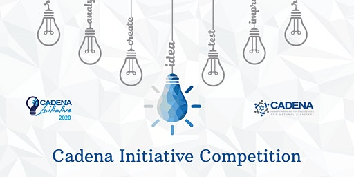 CADENA Initiative 2020 - 4th Project Contest and Exhibition
