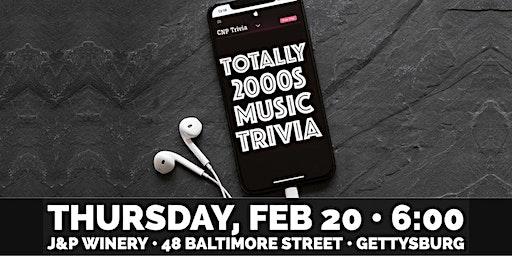 2000s Music Trivia