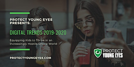 Brown Elementary: Digital Trends 2019-2020 with Protect Young Eyes tickets