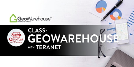 Class: GeoWarehouse - A Complete Review tickets
