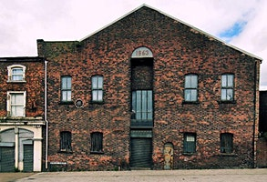 Old Griffin Liverpool Ghost Hunt