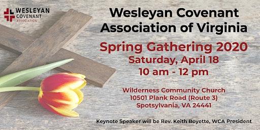 WCA-VA Spring Gathering 2020